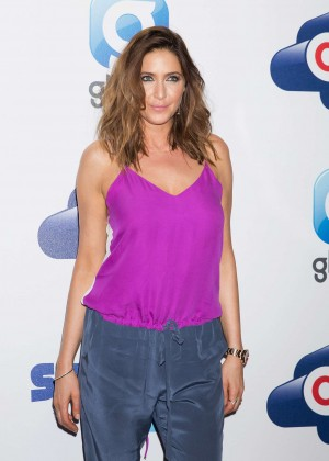 Lisa Snowdon - Capital FM Summertime Ball in London