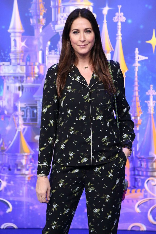 Lisa Snowdon - Disneyland 25th Anniversary Celebration in Paris