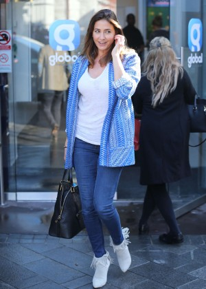 Lisa Snowdon - Leaving Capital Radio in London