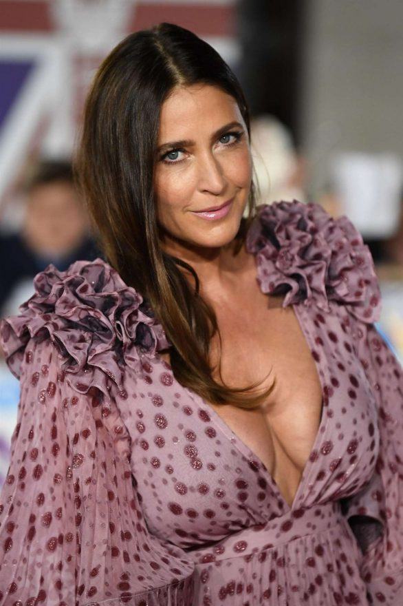 Lisa Snowdon - Red carpet for the Pride Of Britain Awards in London