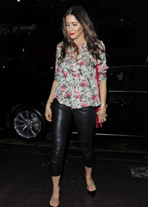 Lisa Snowdon - Universal Music Brit Awards After Party in London