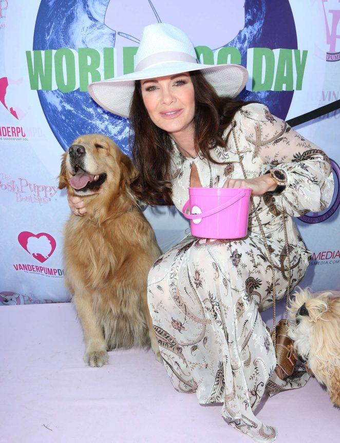 Lisa Vanderpump - 2016 World Dog Day in West Hollywood