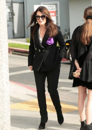 Lisa Vanderpump at Gold Meets Golden 5th Anniversary Party in LA