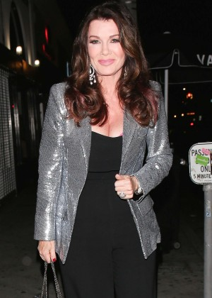 Lisa Vanderpump at Lady Gaga's 30th Birthday Party in LA