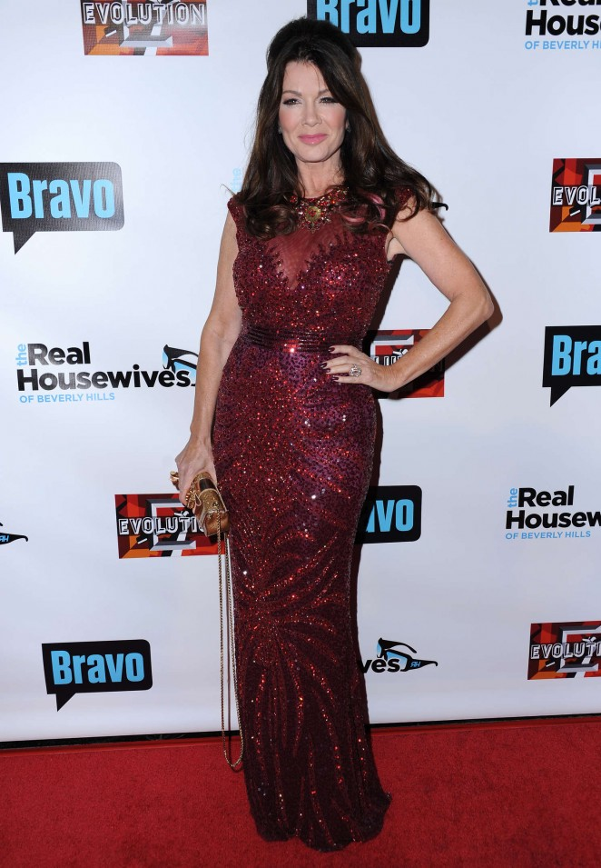 Lisa Vanderpump - 'The Real Housewives Of Beverly Hills' Season 6 Premiere Party in Hollywood