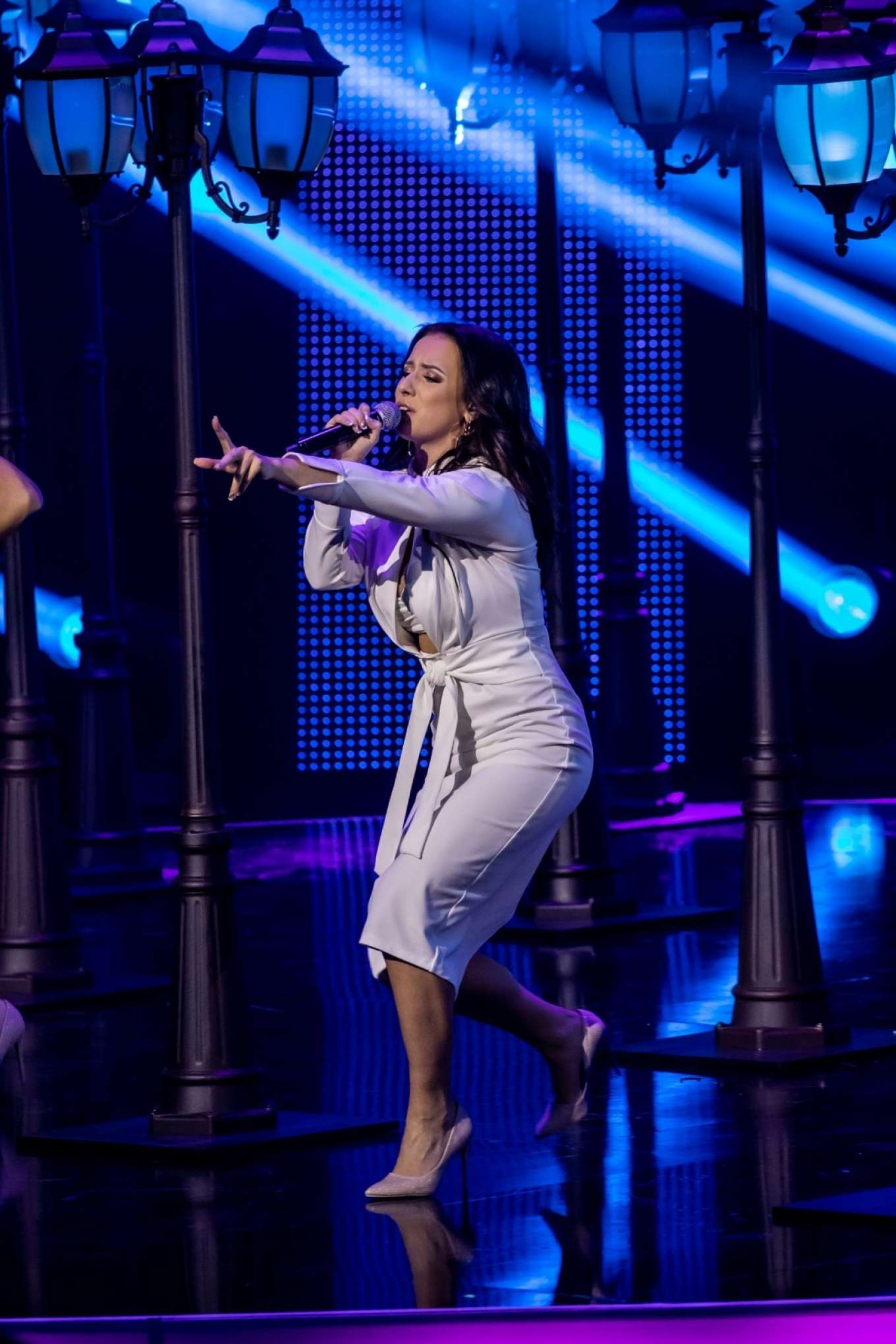 Little Mess 2020 : Little Mess performing at Eesti Laul SF1-10