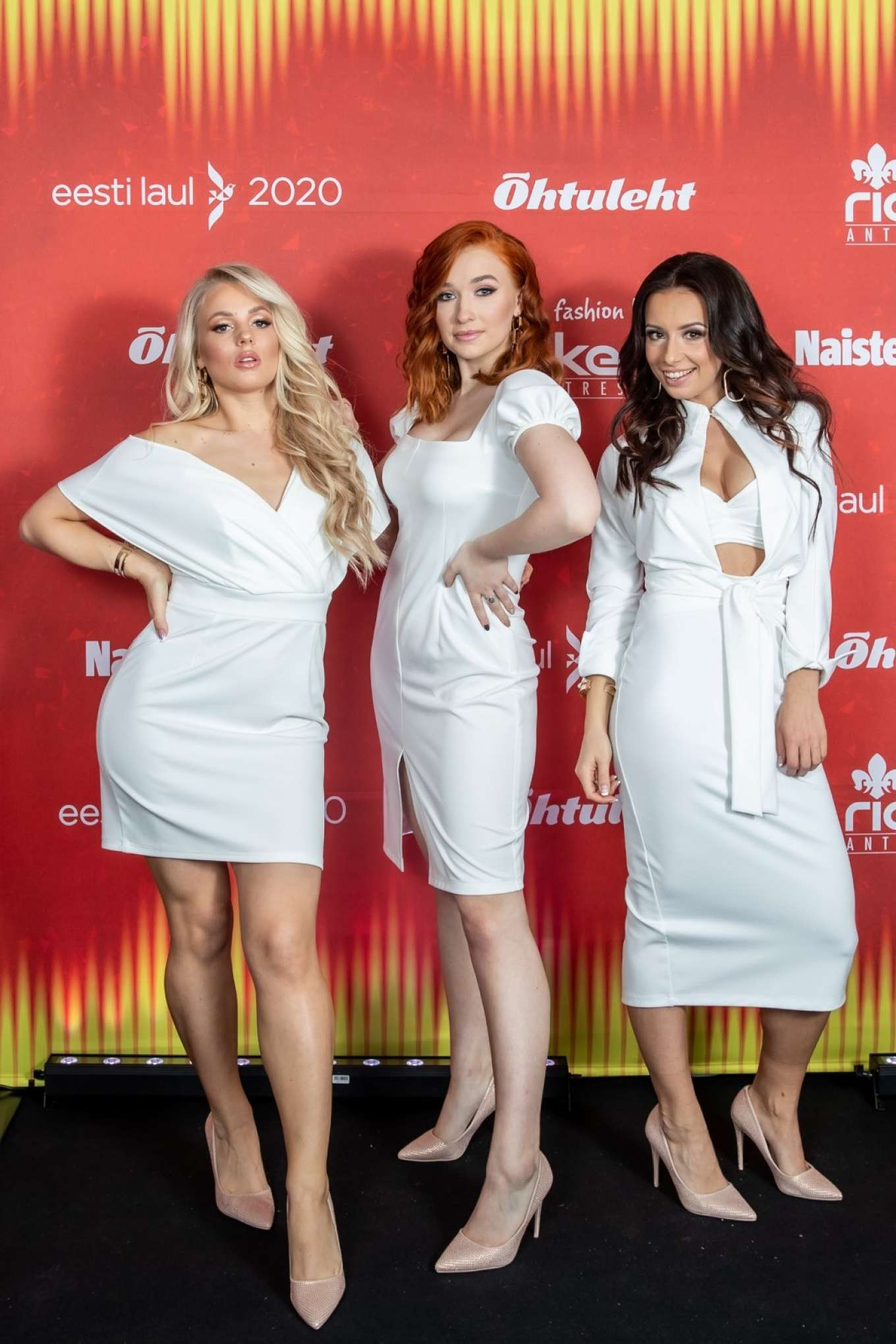 Little Mess 2020 : Little Mess performing at Eesti Laul SF1-15