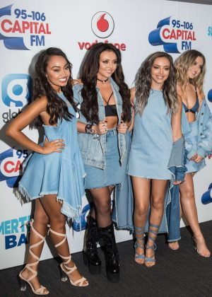 Little Mix - 2016 Capital FM Summertime Ball in London
