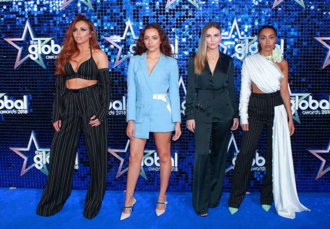 Little Mix - 2018 Global Awards in London