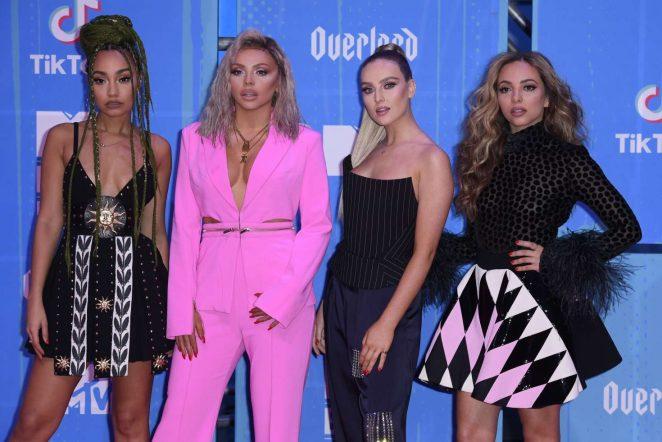 Little Mix - 2018 MTV Europe Music Awards in Bilbao