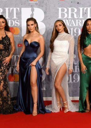 Little Mix - 2019 BRIT Awards in London