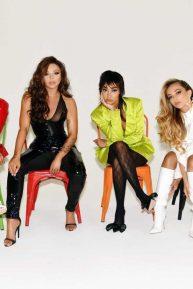 Little Mix - 'Break Up Song' Single Photoshoot 2020