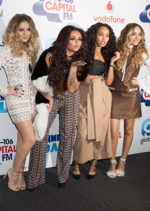 Little Mix - Capital FM Summertime Ball in London