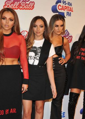 Little Mix - Capital's Jingle Bell Ball 2016 with Coca-Cola in London