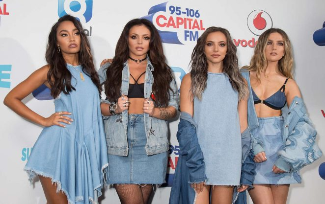 Little Mix - Capital's Summertime Ball with Vodafone 2016 in London