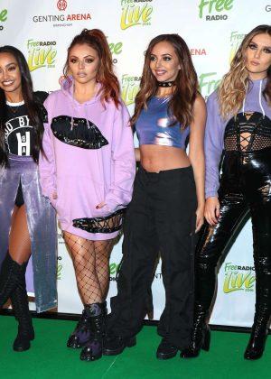 Little Mix - Free Radio Live 2016 in Birmingham