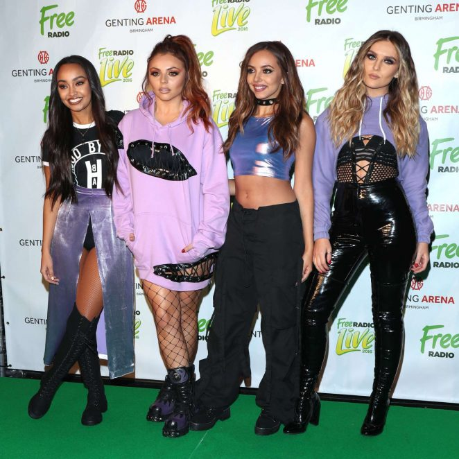 Little Mix - Free Radio Live 2016 in Birmingham