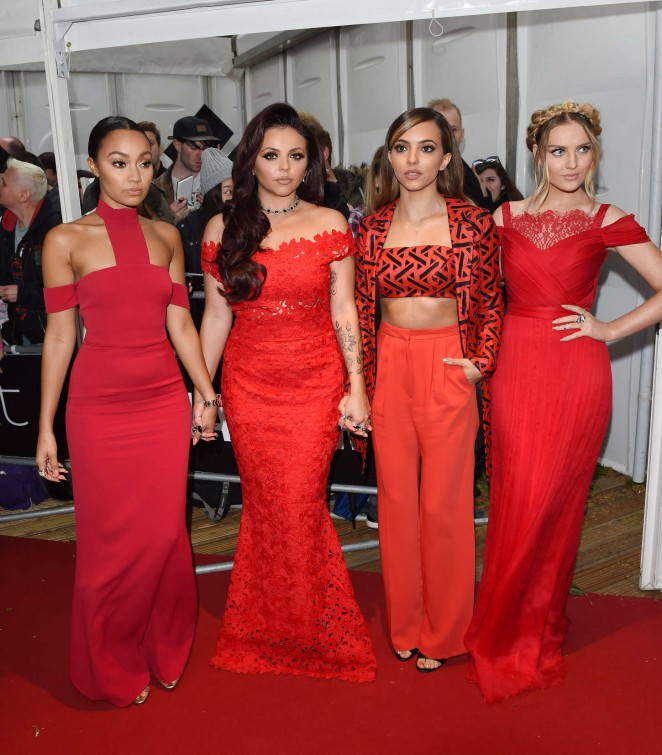 Little Mix - 2015 Glamour Women Of The Year Awards in London