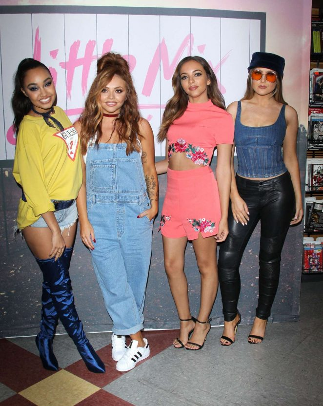 Little Mix Instore at FYE in Fullerton