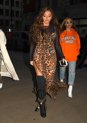 Little Mix - Out and about in London