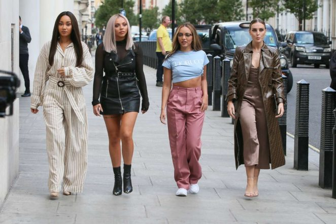 Little Mix - Out in London
