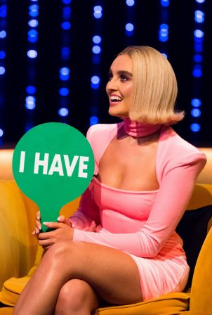 Little Mix - The Jonathan Ross Show in London
