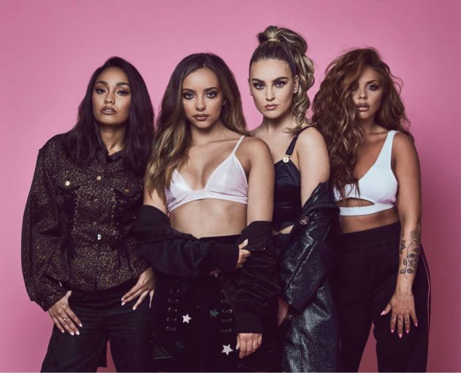 Little Mix - tmrw Magazine 2017