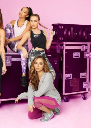 Little Mix - USA Pro Photoshoot 2018
