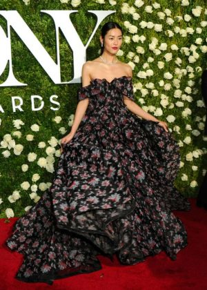 Liu Wen - 2017 Tony Awards in New York City