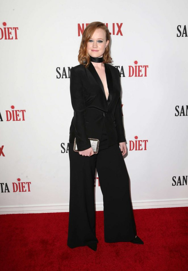 Liv Hewson - 'Santa Clarita Diet' Premiere in Hollywood