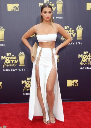 Liv Pollock - MTV Movie and TV Awards 2018 in Santa Monica
