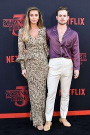 Liv Pollock - 'Stranger Things' Season 3 Premiere in Santa Monica