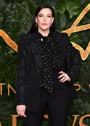 Liv Tyler - 2018 British Fashion Awards in London