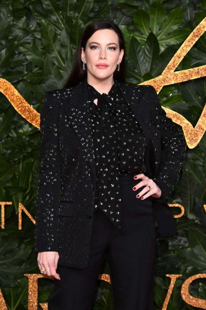 Liv Tyler – 2018 British Fashion Awards in London