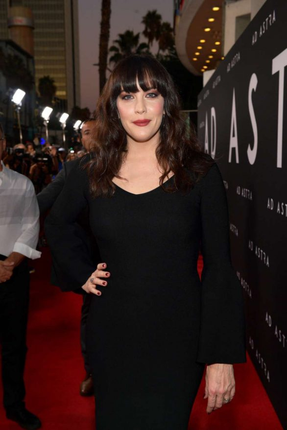 Liv Tyler - 'Ad Astra' Premiere in Los Angeles