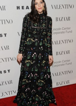 Liv Tyler At An Evening Honoring Valentino Gala In New York-01