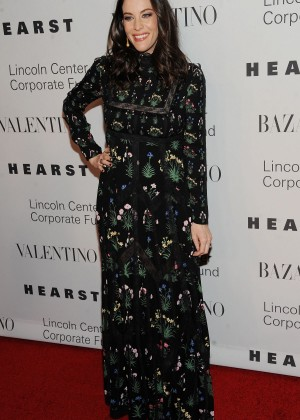Liv Tyler At An Evening Honoring Valentino Gala In New York-02