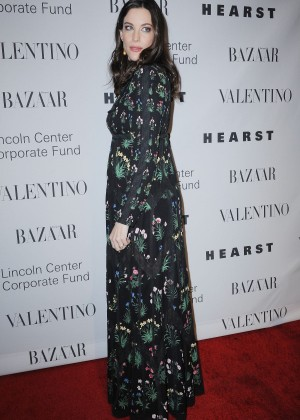 Liv Tyler At An Evening Honoring Valentino Gala In New York-06