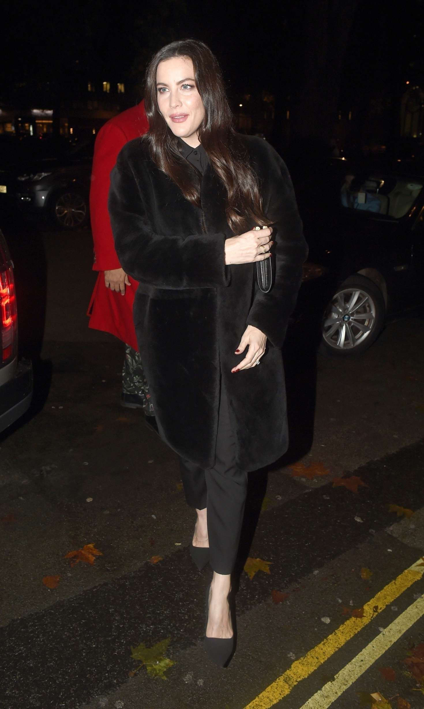 Liv Tyler - Goldie's Love in Charity Fundraiser in London