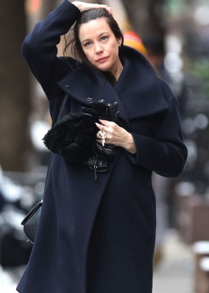 Liv Tyler - Out and about in NYC