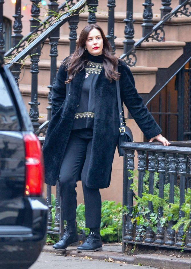 Liv Tyler – Out in New York City