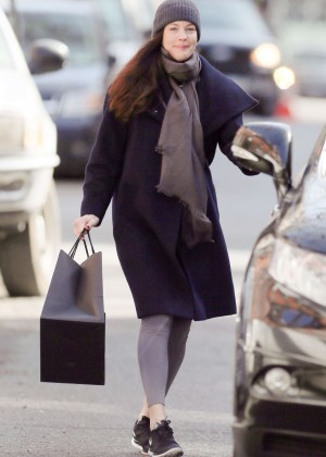 Liv Tyler - Out in NYC