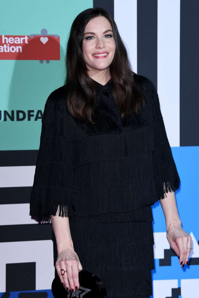 Liv Tyler - The Naked Heart Foundation Fabulous Fund Fair in London