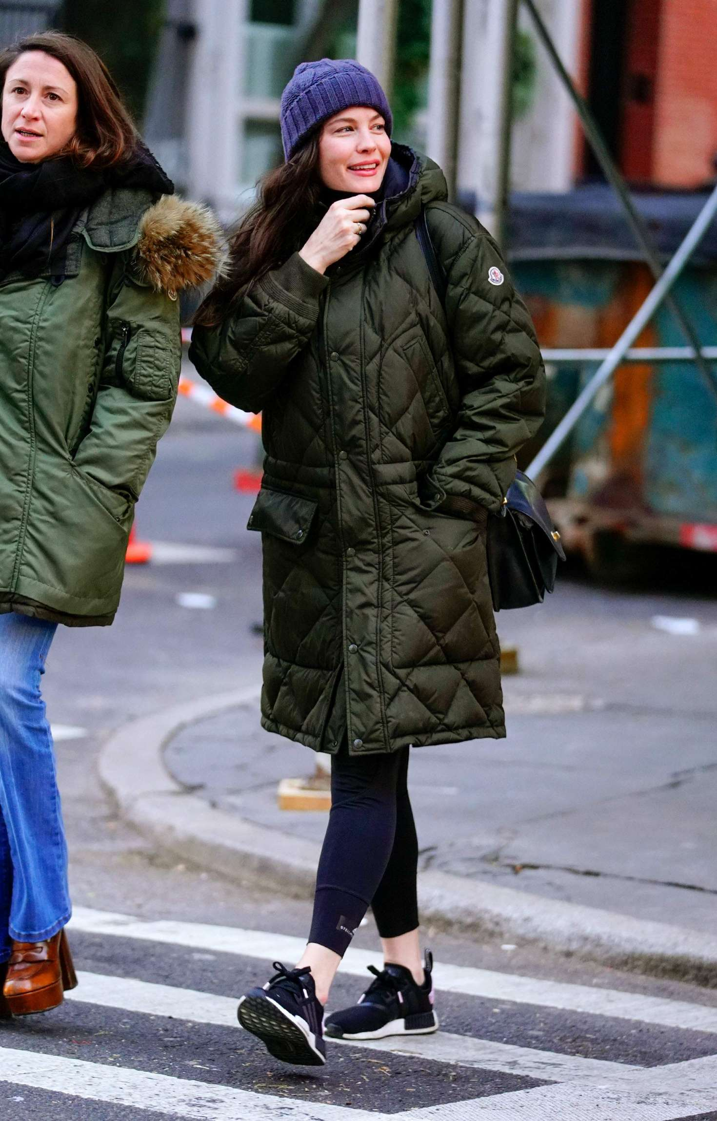 Liv Tyler 2018 : Liv Tyler with a friend out in New York -02