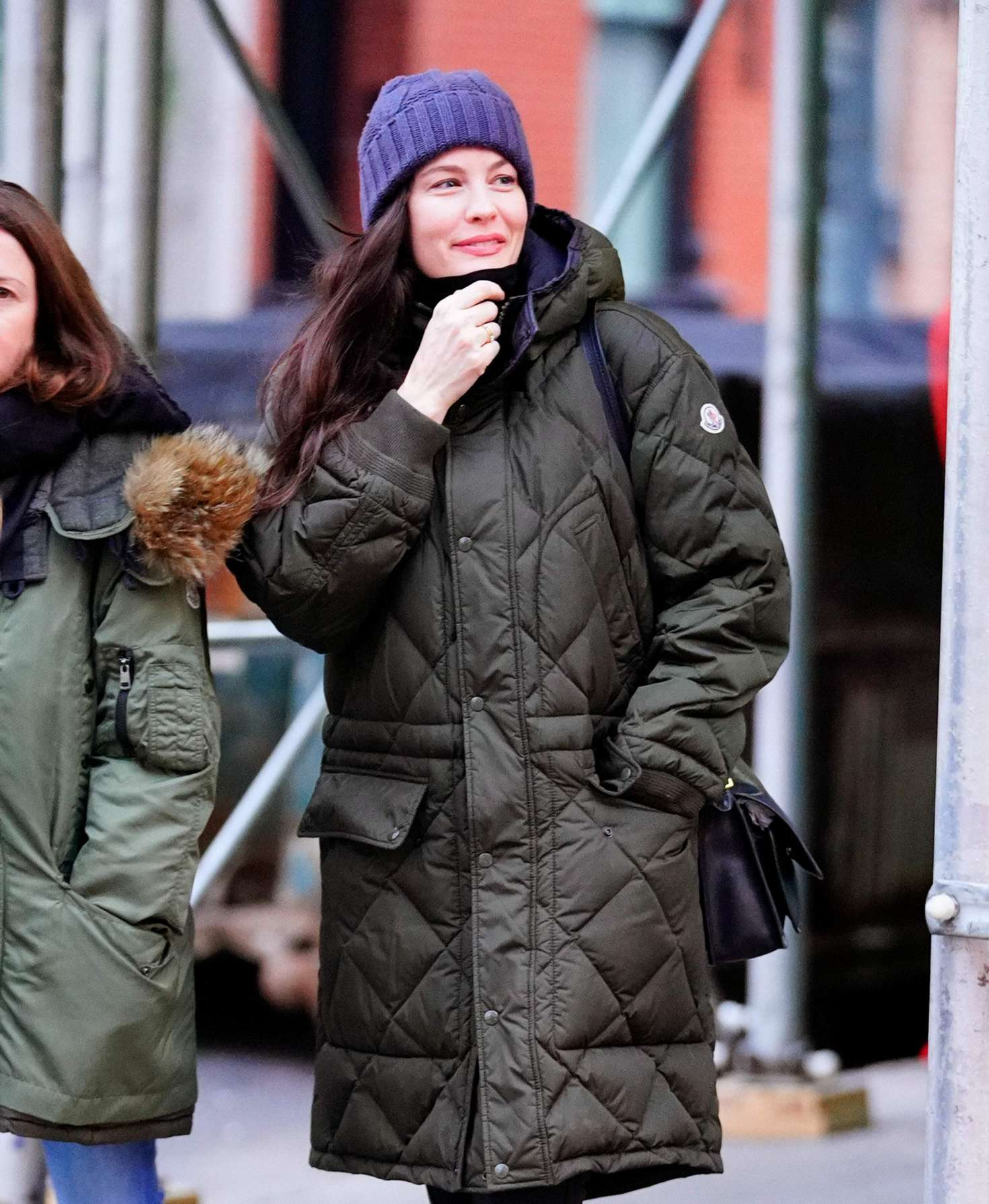 Liv Tyler 2018 : Liv Tyler with a friend out in New York -04