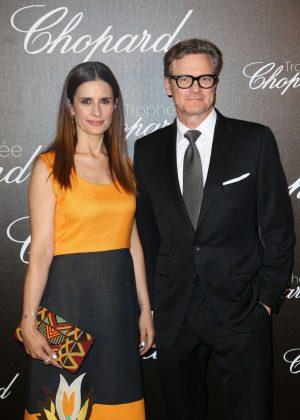 Livia Giuggioli - Chopard Trophee Event at 70th Cannes Film Festival