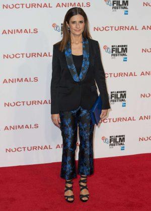 Livia Giuggioli - 'Nocturnal Animals' Premiere in London