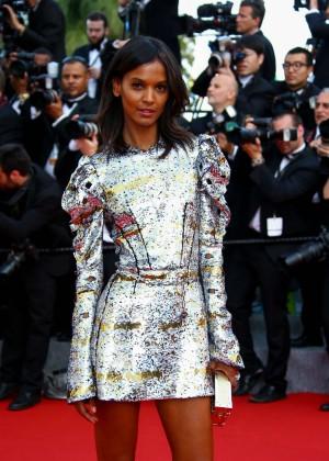 Liya Kebede - La Tete Haute Premiere at 2015 Cannes Film Festival