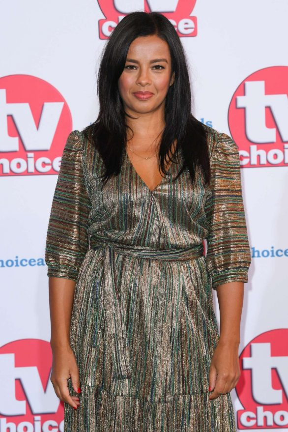 Liz Bonnin - 2019 TV Choice Awards in London
