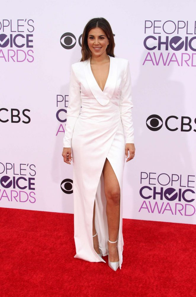 Liz Hernandez - 2017 People's Choice Awards in Los Angeles